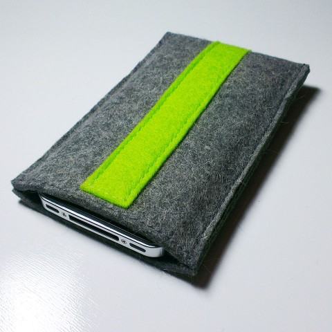 iPhone 4S Case  - Neon Rail