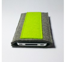 iPhone 4S Case - Neon Flow