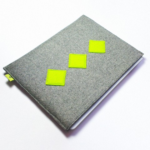 iPad 4 Case - Neon Retro