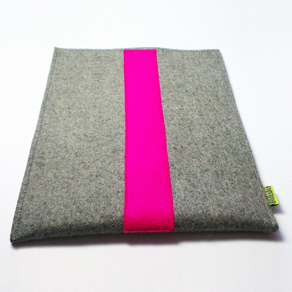 iPad 4 Case - Fuchsia Flow